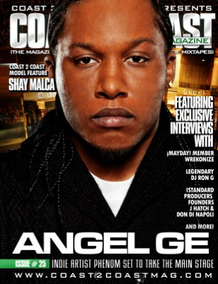 Coast 2 Coast Magazine Issue 25