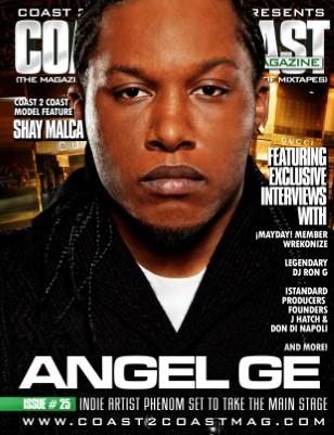 Coast 2 Coast Magazine Issue 25