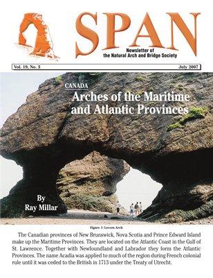 SPAN 2007 July