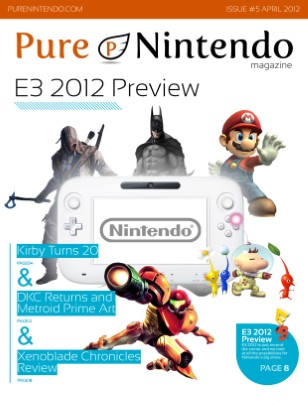 Pure Nintendo Magazine Issue #5