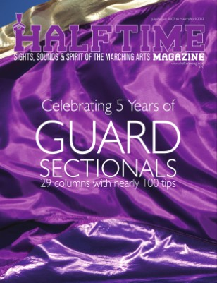 Halftime Magazine - Guard Sectionals