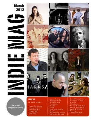 Indie Mag March 2012