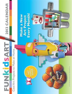 FUNkidsART 2013 Calendar