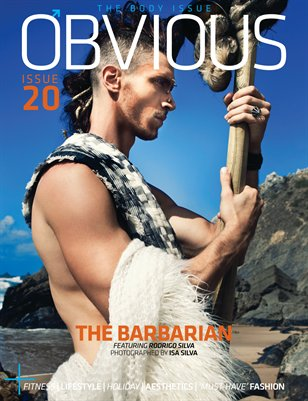 THE BODY ISSUE: BARBARIAN COVER