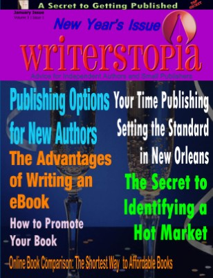 Writerstopia Jan. 2012