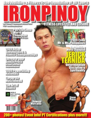 Ironpinoy Magazine September