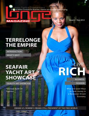 Longe Magazine Issue # 6