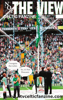Not The View Celtic Fanzine Issue 210