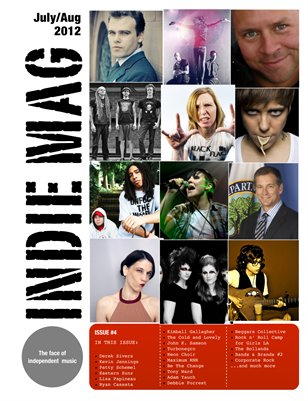 Indie Mag July/Aug 2012
