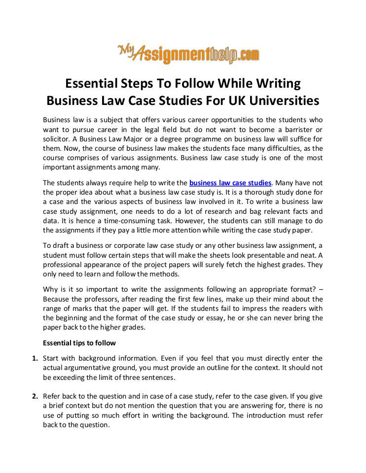 Write A Good Admissions Essay