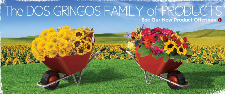 Learn More about Dos Gringos products and Sunflowers