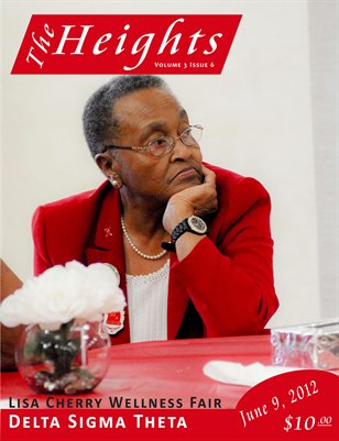 Volume 3 Issue 6 - Lisa Cherry Wellness Fair