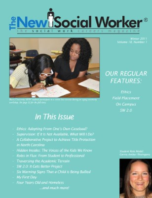 The New Social Worker Online Magazine