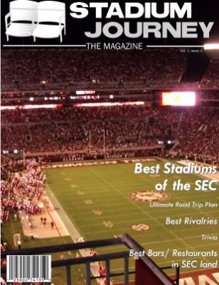 Best Stadiums of the SEC