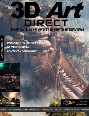 3D Art Direct Issue 22