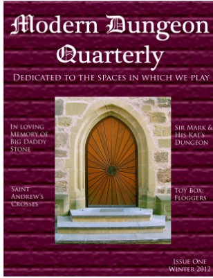 Modern Dungeon Quarterly Issue 1
