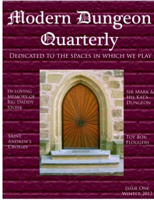 Modern Dungeon Quarterly Issue 1