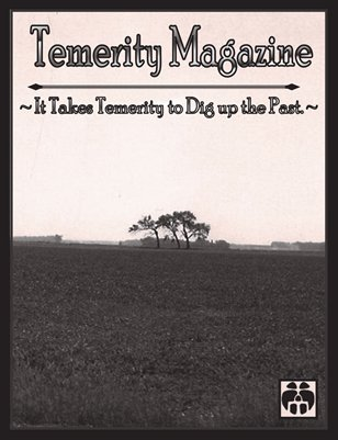 Temerity Magazine Volume 1 Issue 1 January 2011