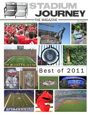 Best Stadiums of 2011