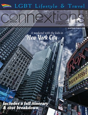 New York City - Connextions Magazine Special Feature
