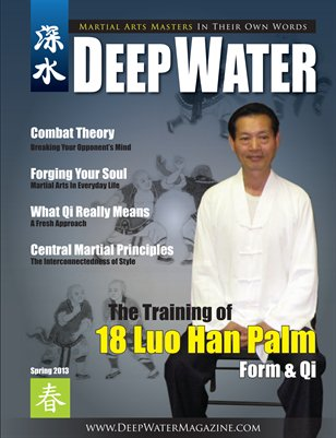 Deep Water Magazine - Spring 2013