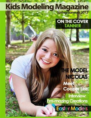 Kids Modeling Magazine - spring/summer 2012