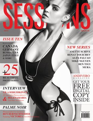 SESSIONS Magazine Issue 10
