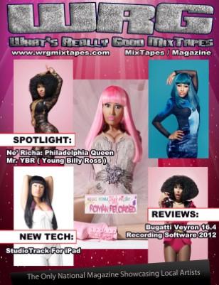 WRG Magazine APR 2012
