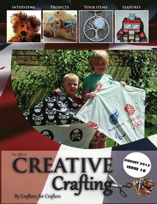 Creative Crafting August 2012