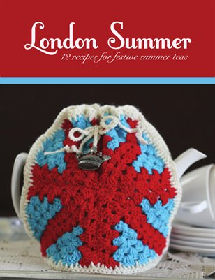London Summer Tea Cookbook