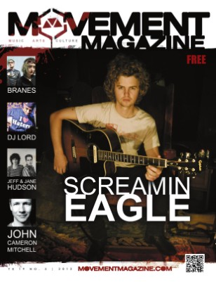 02.12 SCREAMIN EAGLE, JOHN CAMERON MITCHELL, JEFF & JANE HUDSON, DJ LORD, BRANES & MORE!