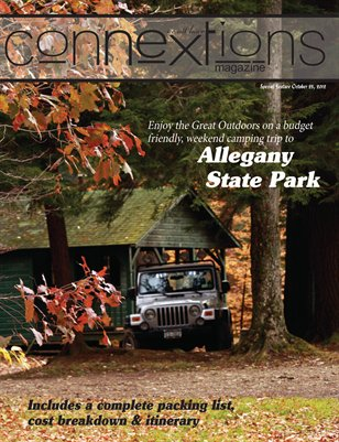 Camping at Allegany - Connextions Magazine Special Feature