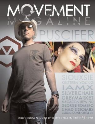 03.2008 Puscifer, Siouxsie, SilverChair