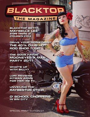 Blacktop Magazine SPE-01