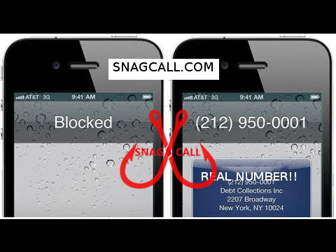 Unknown Private Caller Finder