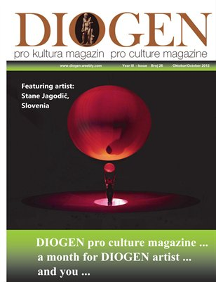 DIOGEN pro art magazine No 26 special October 2012