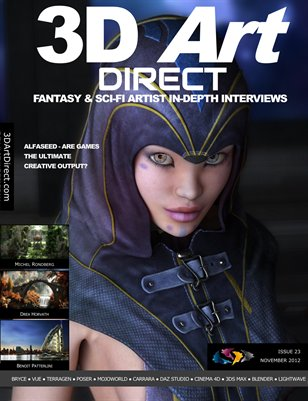 3D Art Direct Issue 23