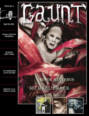 Gaunt Magazine #2 Winter 2011-12