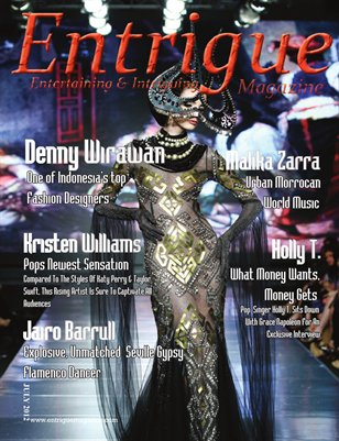 Entrigue Magazine July 2012