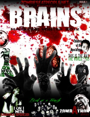 BRAINS Magazine Issue #1