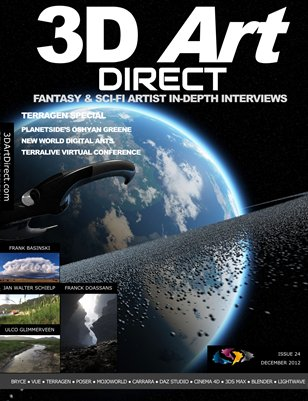 3D Art Direct Issue 24