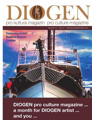 DIOGEN pro art magazin No 14. second part special october 2011
