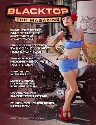 Blacktop Magazine SPE-01