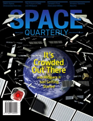 Space Quarterly - March 2012 (Canada Edition)