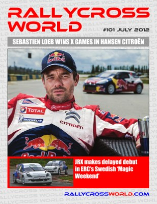 Rallycross World Magazine #101, July 2012