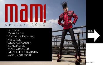 MAMi Mini Spring 2012