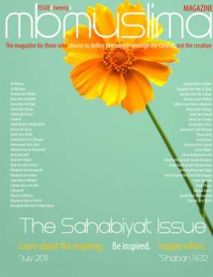 The Sahabiyat Issue (July 2011)