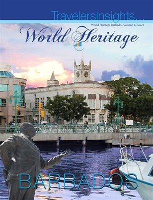 World Heritage Tourism  - vol 1, issue 1 by Travelersinsights.com