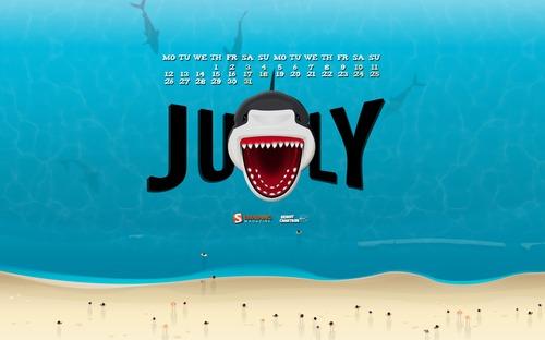 Smashing Magazine July 2010 Windows 7 Theme
