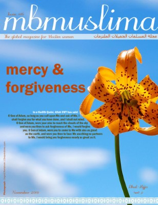 The Mercy & Forgiveness Issue - Nov. 2010